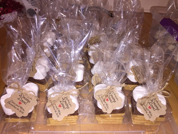 ... wedding favors, Customized Tags, Smore Love, Gift Tags, Favor Tags