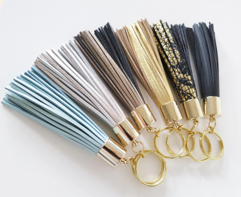 Tassel Key Rings Wholesale