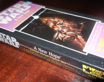 Sealed 1988 Star Wars A NEW HOPE RPG 10 Metal Miniatures Set West End Games