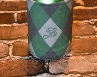 Potter Slytherin Can/Bottle Cozy
