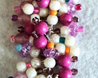 Handbag Charm, Purse Charm, Handbag Accessory, Purse Accessory, Love To Shop, Multi Color Charm - SHOPAHOLIC