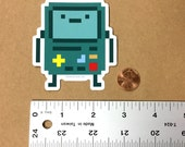 Pixel BMO - Adventure Time Sticker