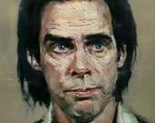 Nick Cave, Print from Original Painting