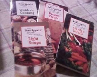 The Bon Appetit Kitchen Collection set  1987