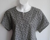 XL - Post Surgery Clothing - Shoulder. Breast Cancer, Heart / Adaptive Clothing /  Hospice / Rehab /  Breastfeeding - Style Gracie