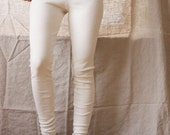 Organic Rib Knit Legging