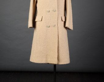 Wool pea coat   Etsy