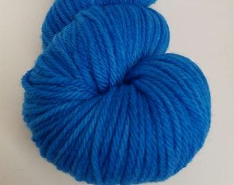 Worsted, Avatar Blue:  Best Worsted SW Merino, 11222