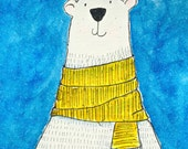 ORIGINAL Polar Bear JOY