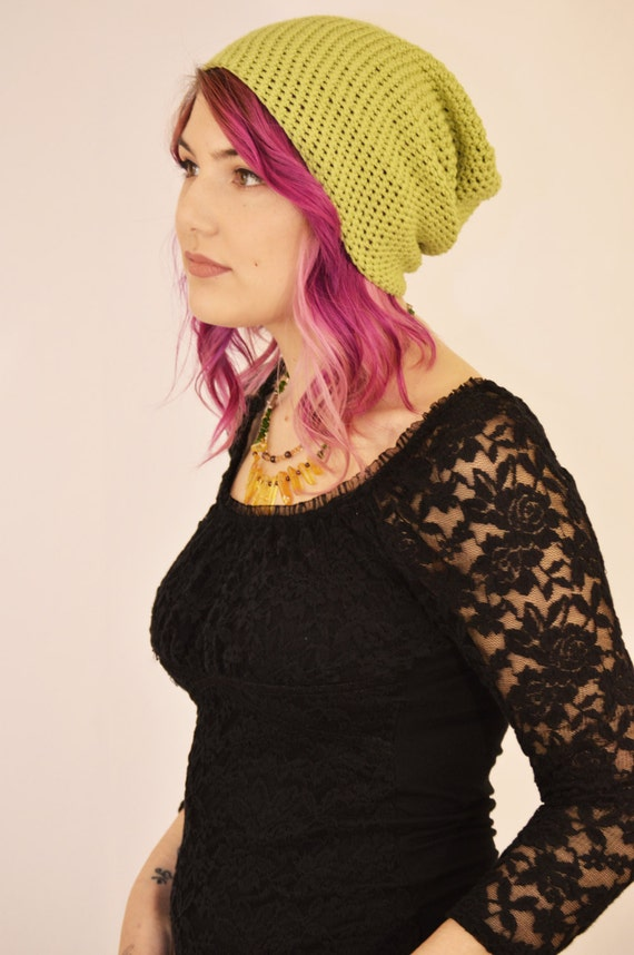 Cotton Oversized Slouchy Beanies