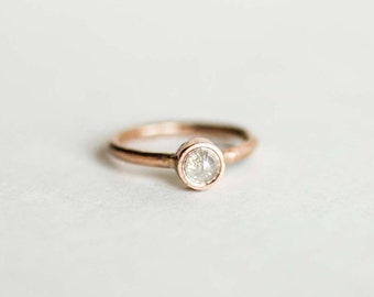 Ethical Diamond Solitaire