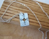 Compass Necklace for Her.