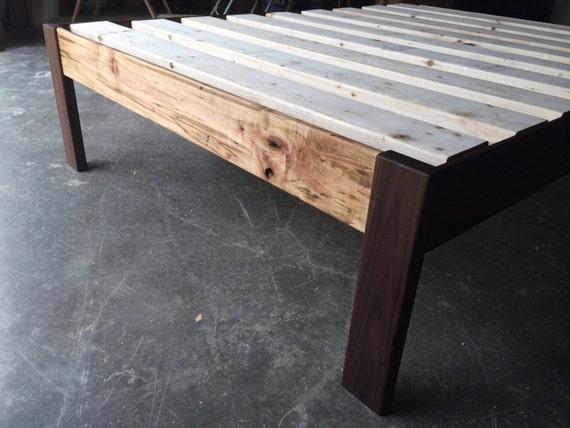 Queen Size Slim Jim Platform Bed Frame Custom