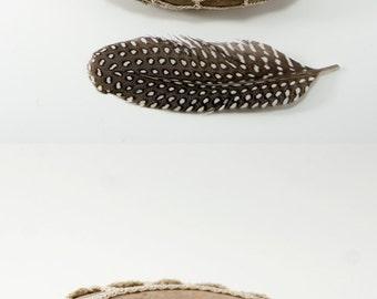 crochet stone, crochet rock, natural blossom encircled by bumblebees, bowl element, fiber art object, beach wedding, ringbearer pillow