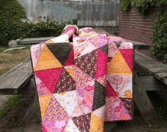 Madrona Road Quilt