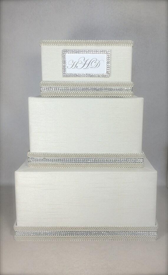 ... Classic Wedding Card Holder Wedding Card Box Gift Card Box Secure Lock