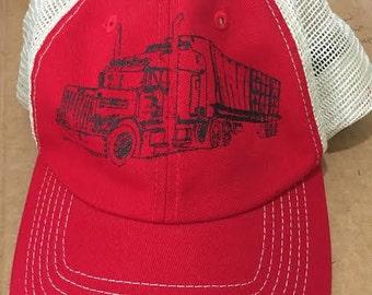 Truck,  Trucker Hat, Funny Hat, Gag Gift, Cool Hat
