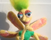 PERSONALIZED ORDER for needle felted toy or sculpture of favorite character