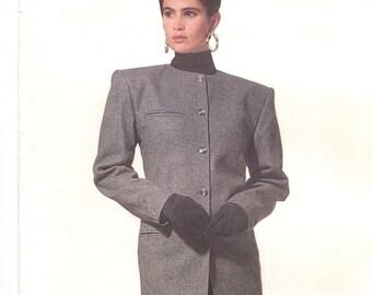 Montana jacket, skirt & pants pattern -- Vogue Individualist 1947