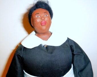 Vintage handmade Black Americana Doll