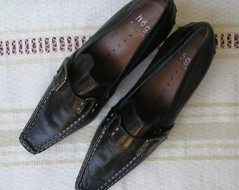Vintage Högl leather shoes, size 37 (EUR), 6.5 (US)
