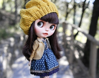 Blythe Beret EVENING MOOD By Odd Princess Atelier, Special Occasion Outfit