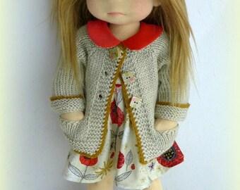 """ANABELLA 20"""" waldorf doll"""