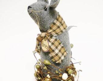 Harvest Mouse, Primitive Animals, Country Farmhouse Fall Decor