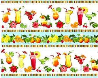 Happy Hour Cocktails - Stripe Mutli
