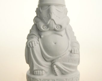 Star Wars - Trooper Buddha (White)
