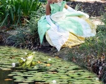 Princess Tiana Ballroom Dress