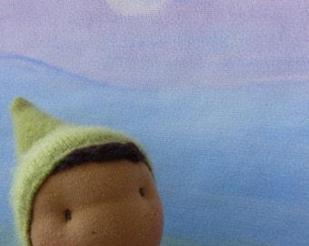 Cashmere Waldorf lovey doll