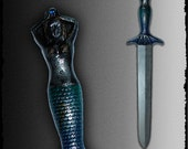 MARIE MORGANE dagger for live action role playing(LARP).