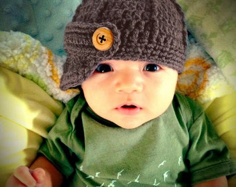 Baby Boy Clothes, Newborn Baby Boy Outfits for Pictures, Baby Boy Clothes, Baby Boy Take Home Outfits, Newborn Baby Boy Outfit - Baby Hat