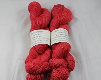 Juicy Unafraid Shimmer Sock Yarn Sparkle Sock Yarn Superwash Merino/Nylon/Stellina fingering weight shimmer sock yarn