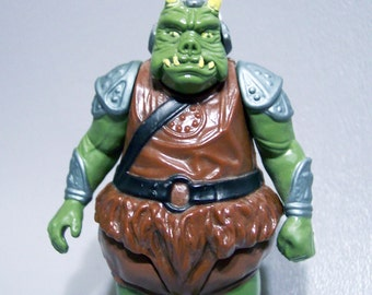 Vintage Star Wars No Coo Gamorrean Guard 100% Complete C9 Near Mint