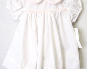 Baptism Dress - Baby Girl Clothes - Christening Dress - Baptism Outfit - Christening Outfit - Baby Baptism Outfit 292606