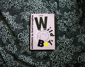 Wild Boys By William S Burroughs. Collectible 1992 Evergreen Edition. William S Burroughs Paperback Book. Trippy Weird Fiction. Like New