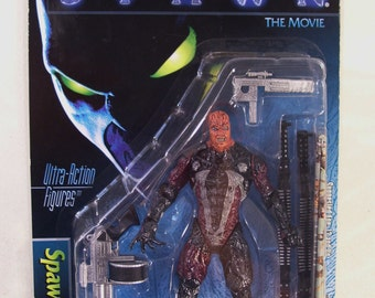 Vintage Spawn the Movie Action Figure 1996, Mcfarlane