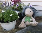 Crochet Troll - Goblin - Brownie - Gnome - Elf Doll