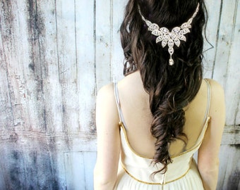 Wedding Hair Accessories, Wedding Headpiece, Wedding Hair Jewelry, Bridal Headpiece, Wedding Headpiece,