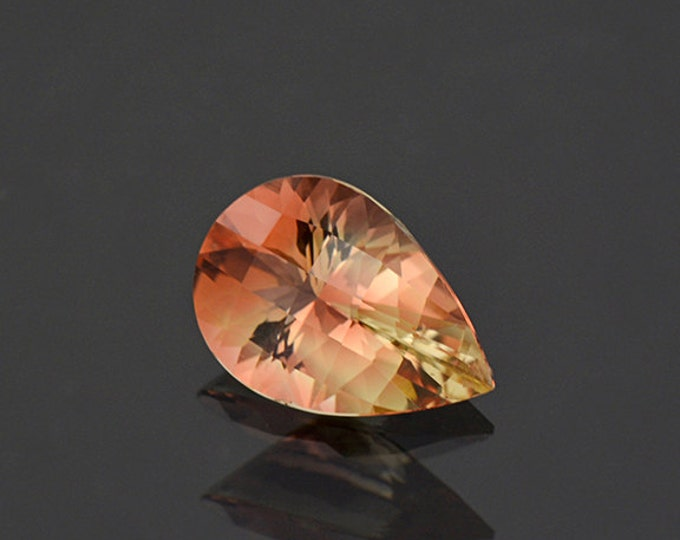 Stunning Orange Sunstone Gemstone from Oregon 3.17 cts