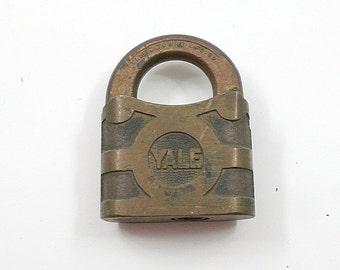 Vintage Yale and Towne Padlock