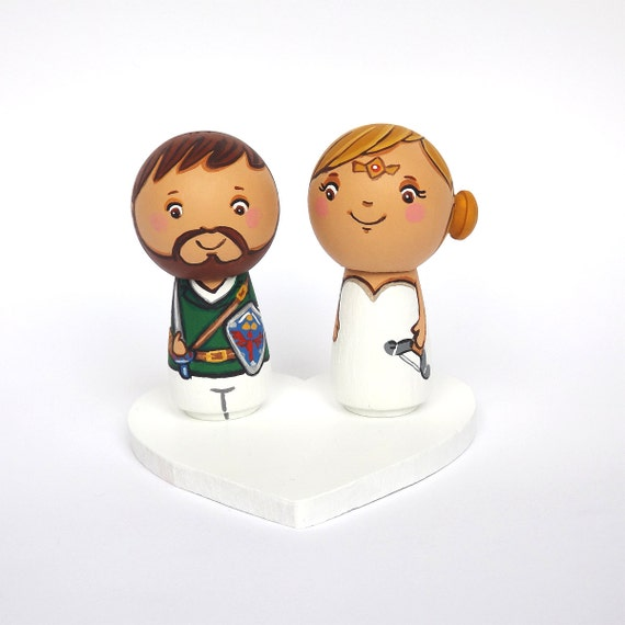 legend of zelda wedding cake topper the legend of wedding cake topper gamer wedding cake 16788