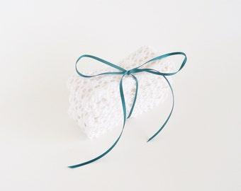 Ivory Crochet Lace Trim