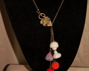 Foodie Al Dente Charm Necklace