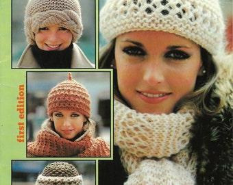 Magic Knitting Hats First Edition