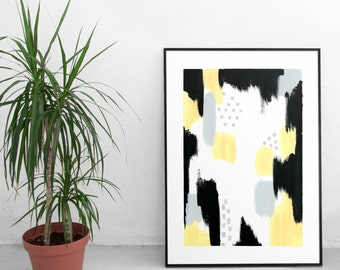 Abstract Painting // Acrylic Painting // Original Painting // Modern Painting