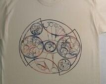 TARDIS Console Bags & Shirts