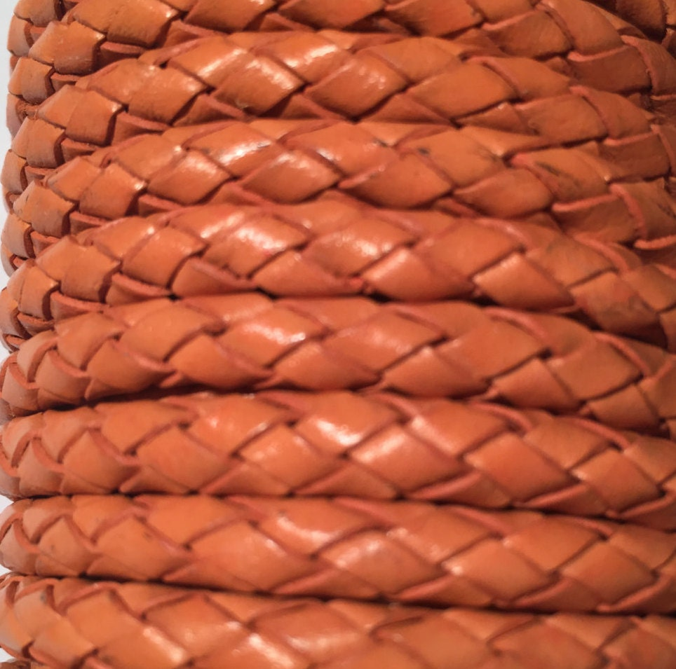 flexible round and brown